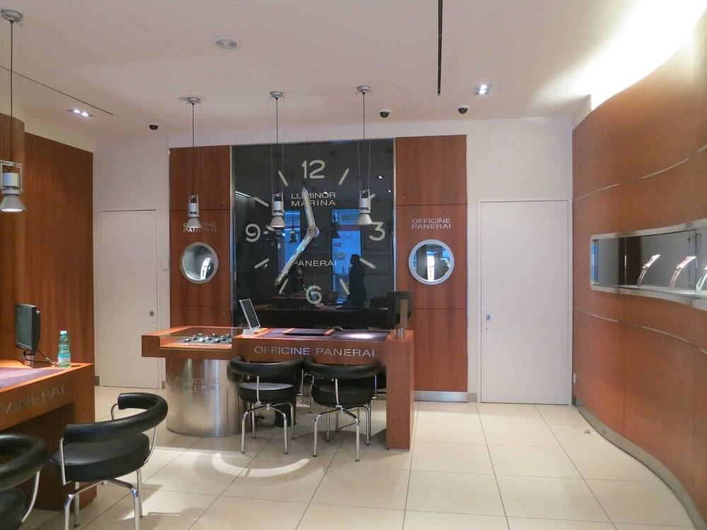 Inside the Panerai Boutique, and a Look at Five Exceptional Watches