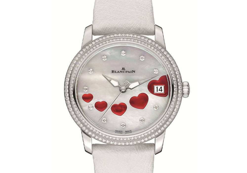 Blancpain Saint-Valentin 2013:  A Special Gift for That Special Someone