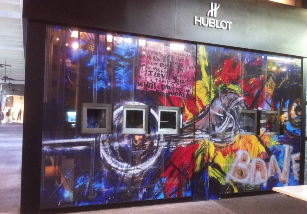 Hublot and Haute Time Set to Unveil One-Of-A-Kind Domingo Zapata Installation