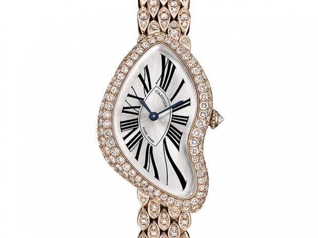 Cartier Crash Limited Edition 2013 Unveiled