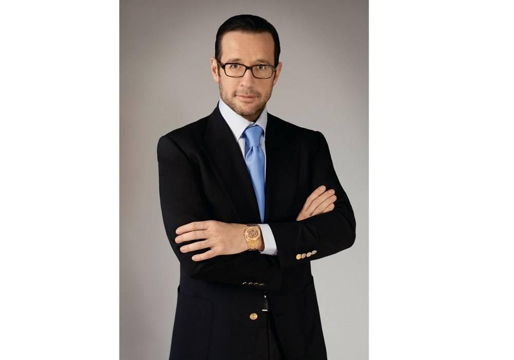 Audemars Piguet Nominates François-Henry Bennahmias as New CEO