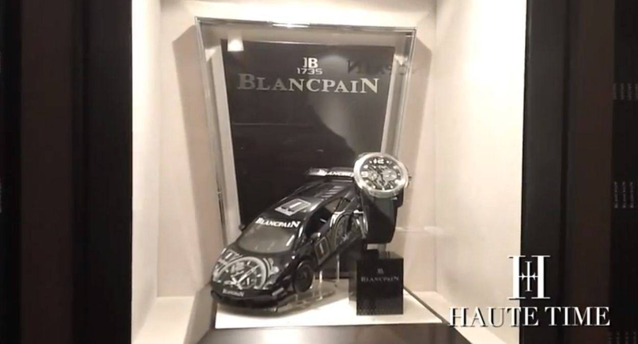 Inside Blancpain's New York Boutique — And a Look at Five Exceptional Watches