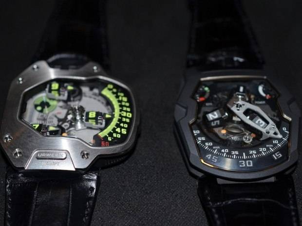 Urwerk Pieces