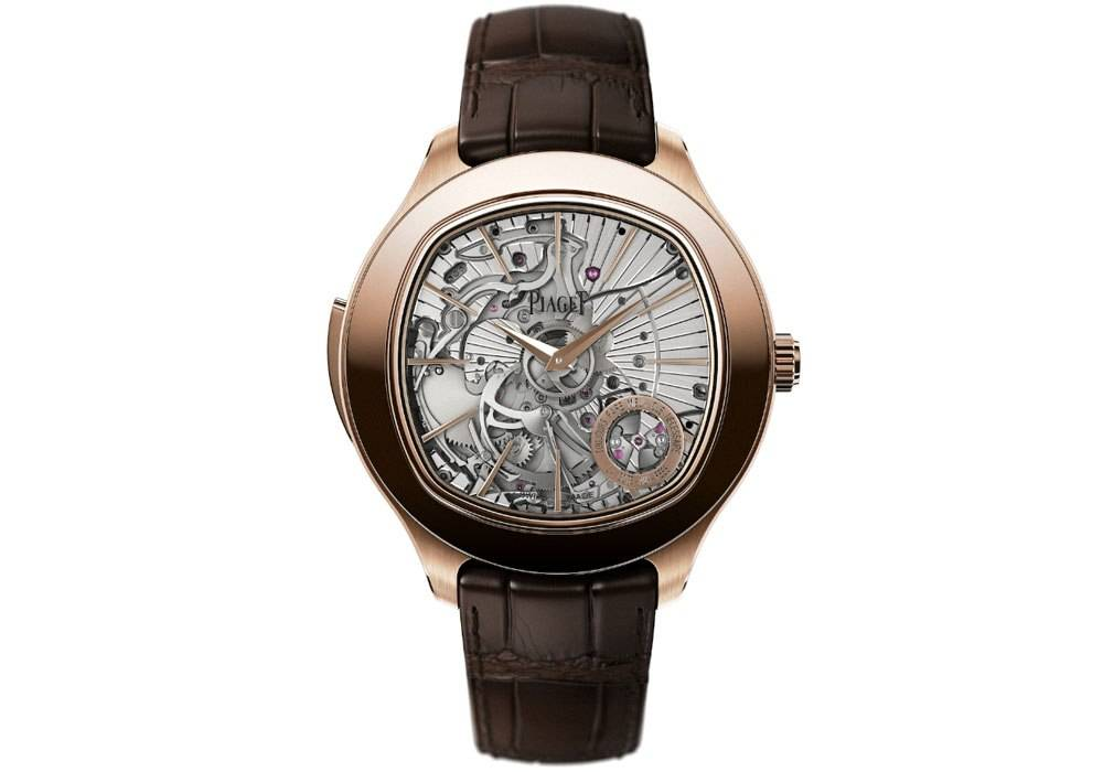 Flat Out Beautiful: The Piaget Emperador Coussin Ultra-Thin Minute Repeater