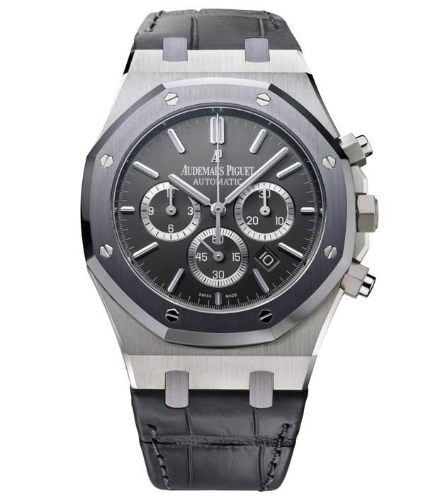 Royal Oak Chronograph Leo Messi Limited Edition