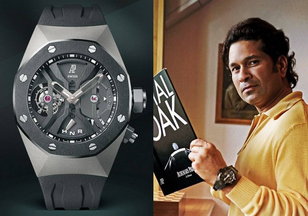 A Look at World-Famous Cricketer Sachin Tendulkar's Favorite Audemars Piguet Timepiece