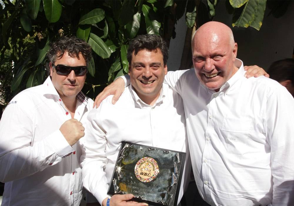 Hublot Chairman Jean-Claude Biver Named Man of the Year by WBC (VIDEO)