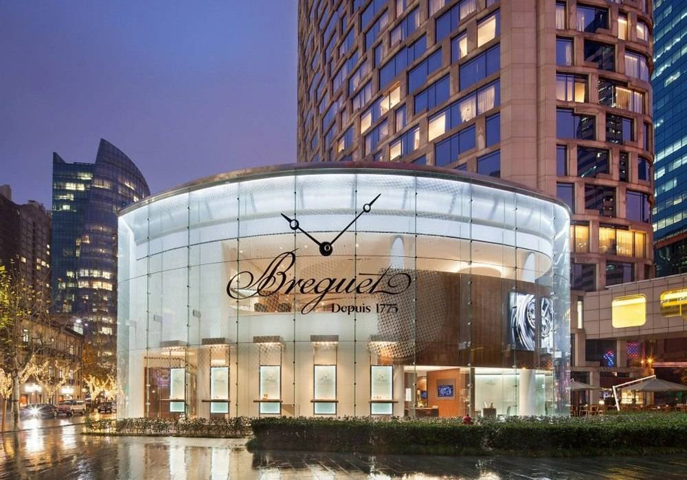 Breguet Open Their Largest Boutique in Shanghai