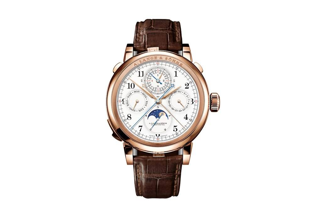 Masterpiece: A. Lange & Söhne Presents the Grand Complication
