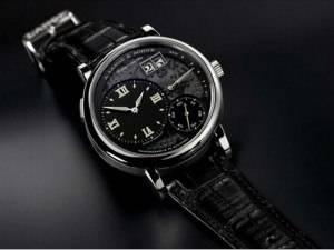 """Carmelo Anthony's Haute Time Watch of the Day:  A. Lange & Söhne Grand Lange 1 """"Lumen"""""""
