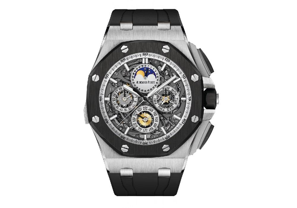 Brawn, Meet Brains: The Audemars Piguet Royal Oak Offshore Grande Complication