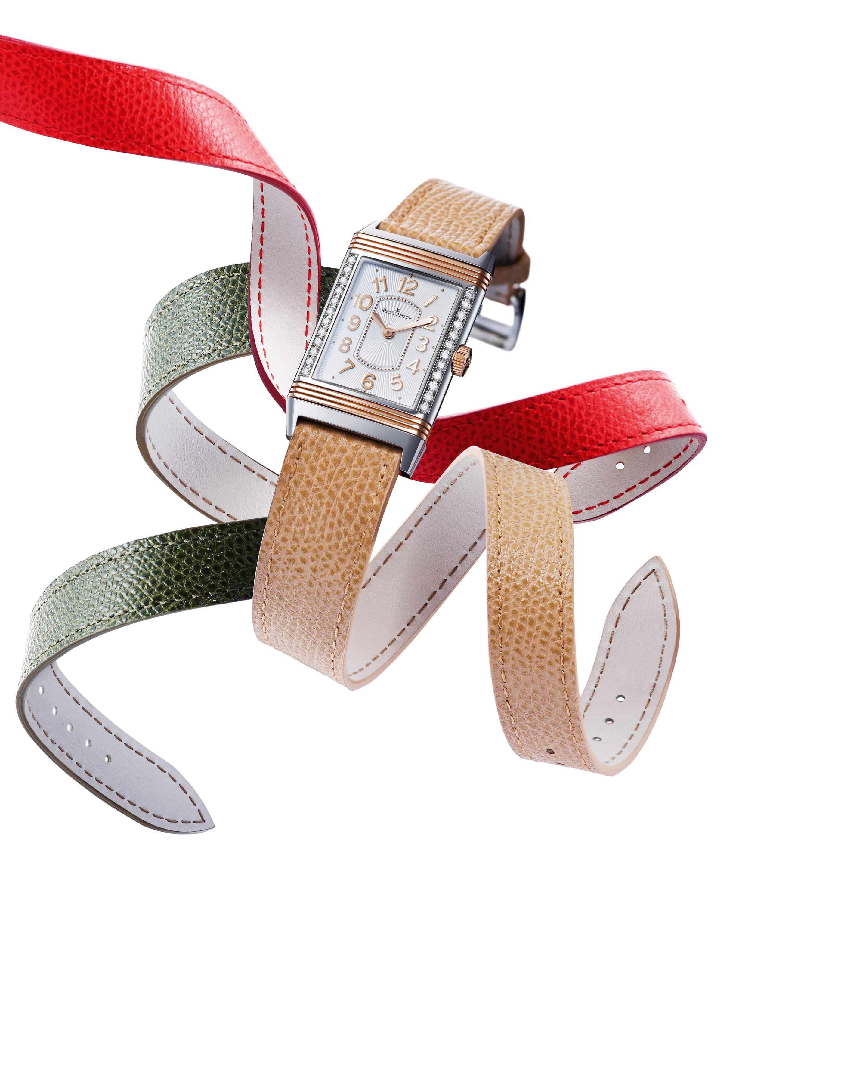 Jaeger-LeCoultre Unveil Limited-Edition Grande Reverso Lady Utra Thin for Valentine's Day
