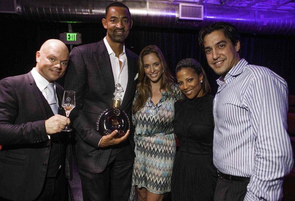Louis XIII and Bell & Ross Honor Juwan Howard