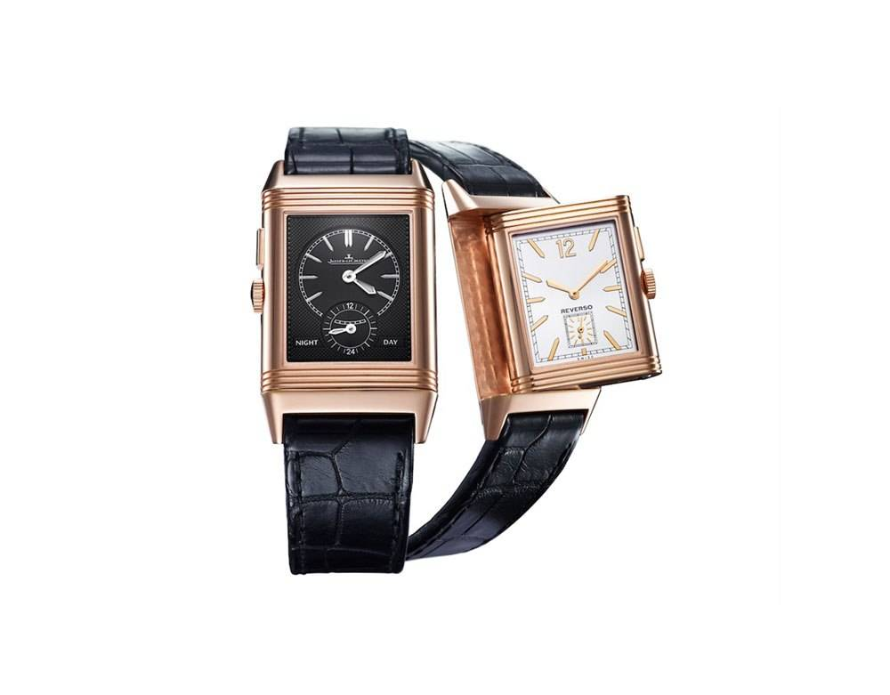 Two Timer: The Jaeger-LeCoultre Grande Reverso Ultra Thin Duoface