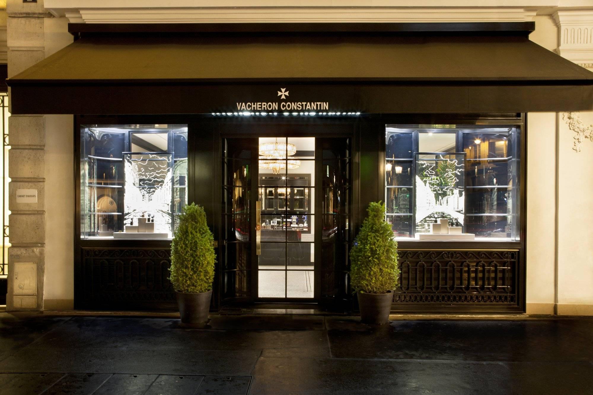 Vacheron Constantin Celebrate New Boutique on Historic Rue de la Paix in Paris