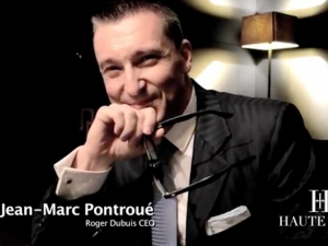 Haute Time VIDEO with Roger Dubuis CEO Jean-Marc Pontroué at SIHH
