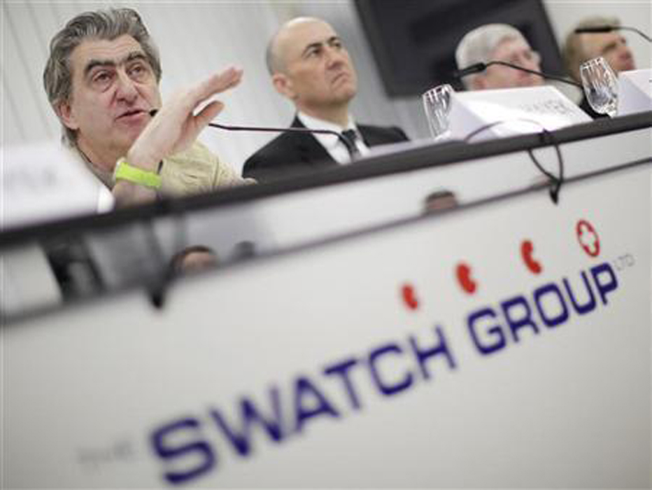 Swatch Group Continue Strong Growth in 2013 After Acquiring Harry Winston