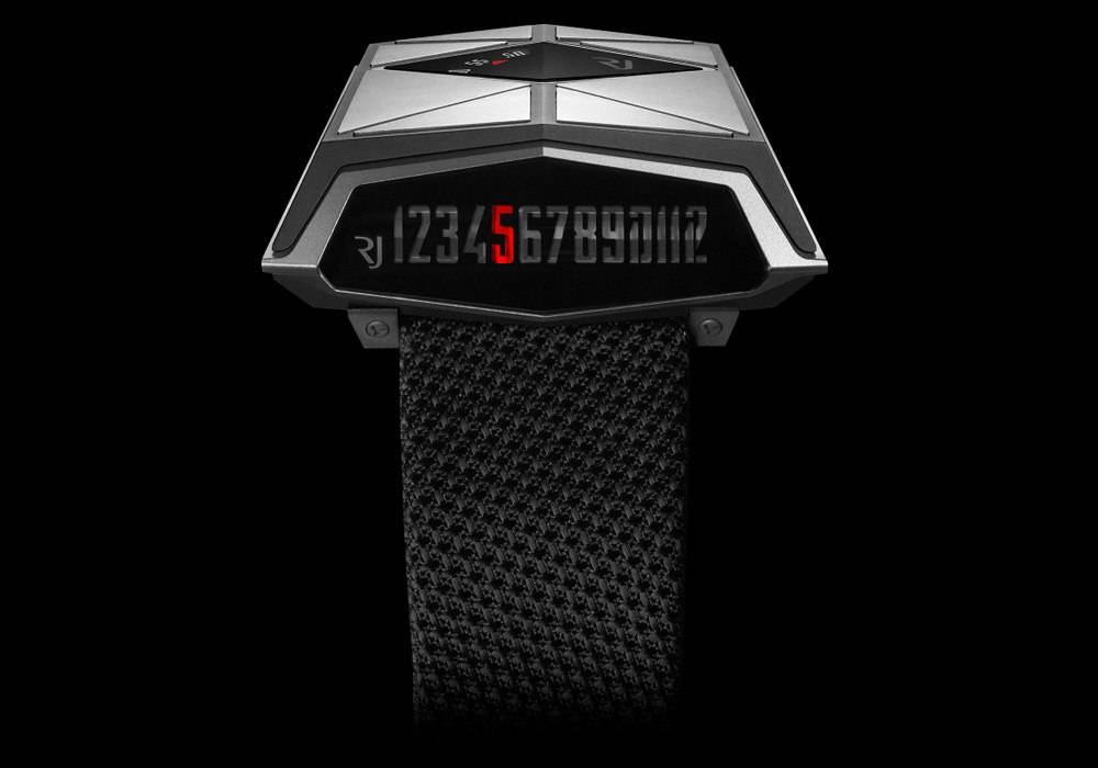 RJ-Romain Jerome Blast Off With Spacecraft Pilot's Watch