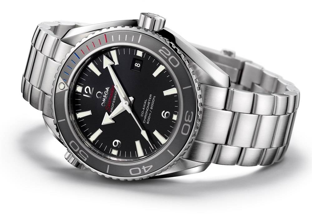 "One Year to the Olympics: Omega Celebrate With Limited-Edition ""Sochi 2014″ Seamaster Planet Ocean"