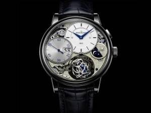 Carmelo Anthony's Haute Time Watch of the Day:  Jaeger-LeCoultre Master Grand Tradition Gyrotourbillon 3 Jubilee