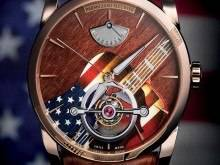 Carmelo Anthony's Haute Time Watch of the Day:  Parmigiani Fleurier Tonda Woodstock