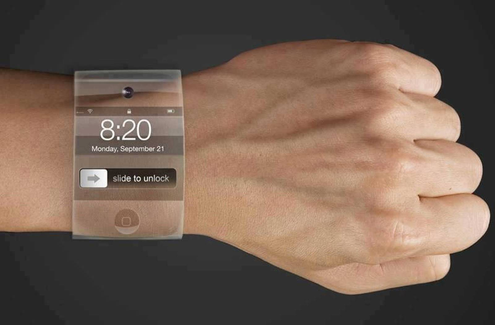Speculation About iWatch Heats Up As Apple Patent Filing Revealed