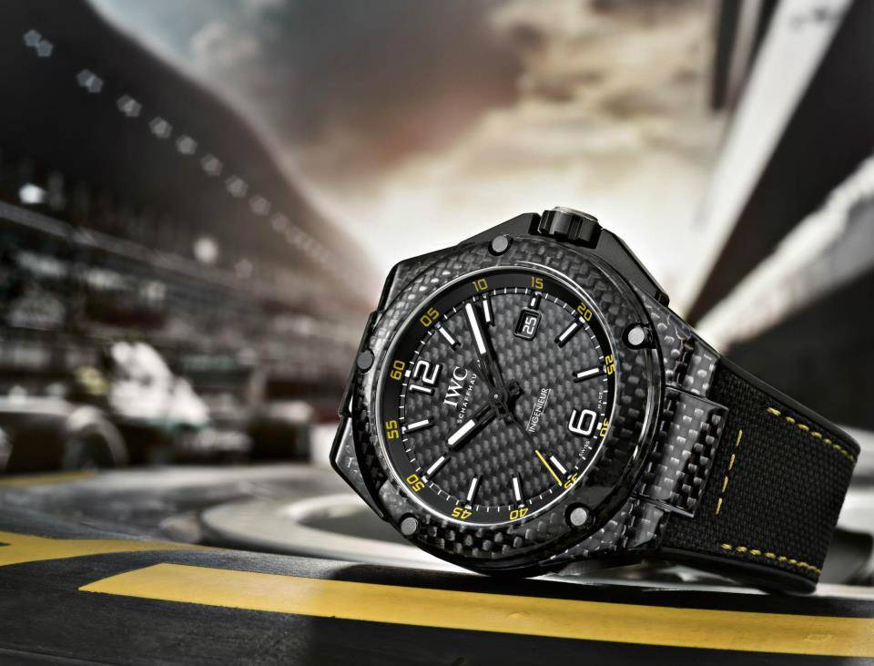 IWC Revs Their Engines On and Off the Track