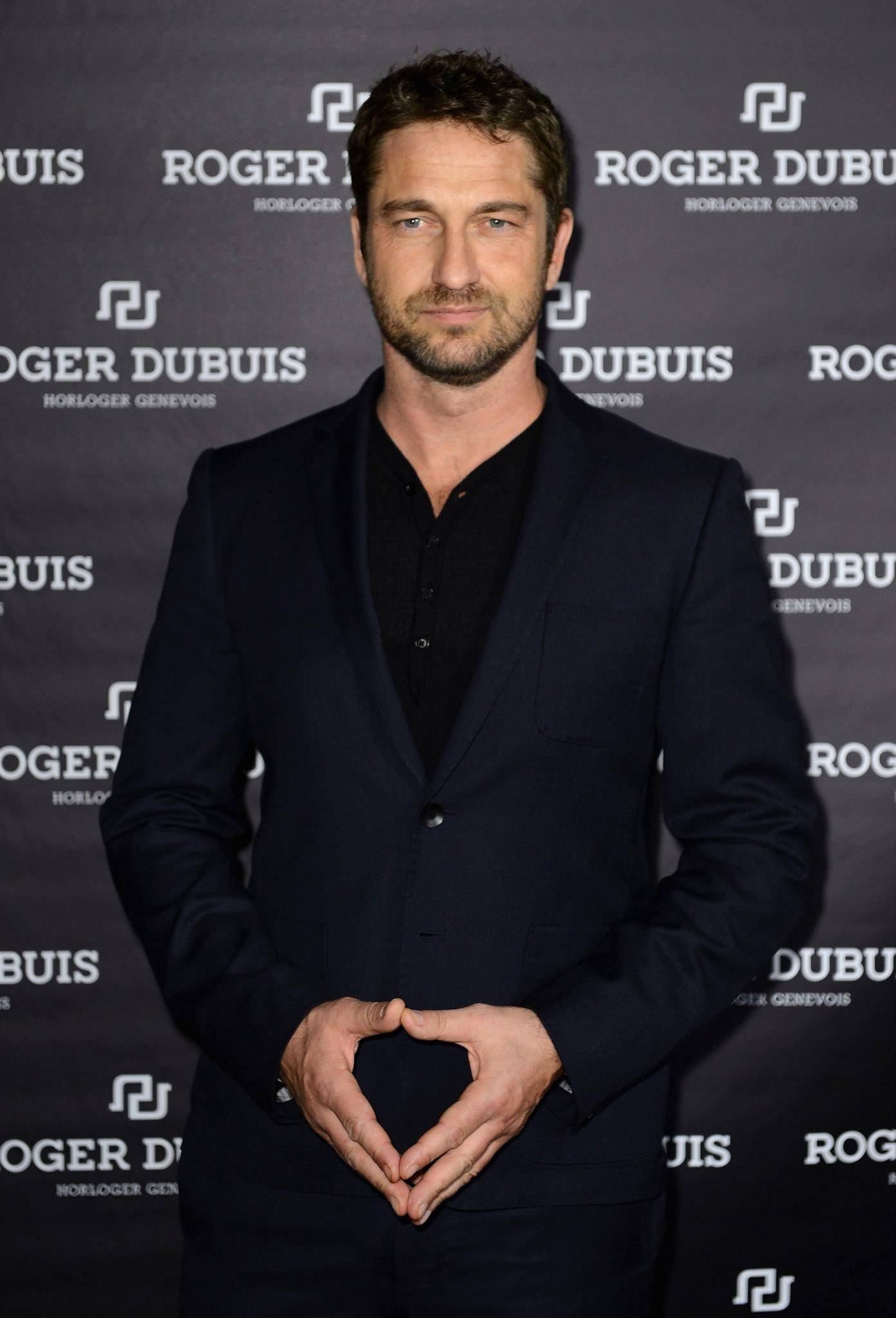 "Actor Gerard Butler Shares; ""I Worked at Roger Dubuis"""