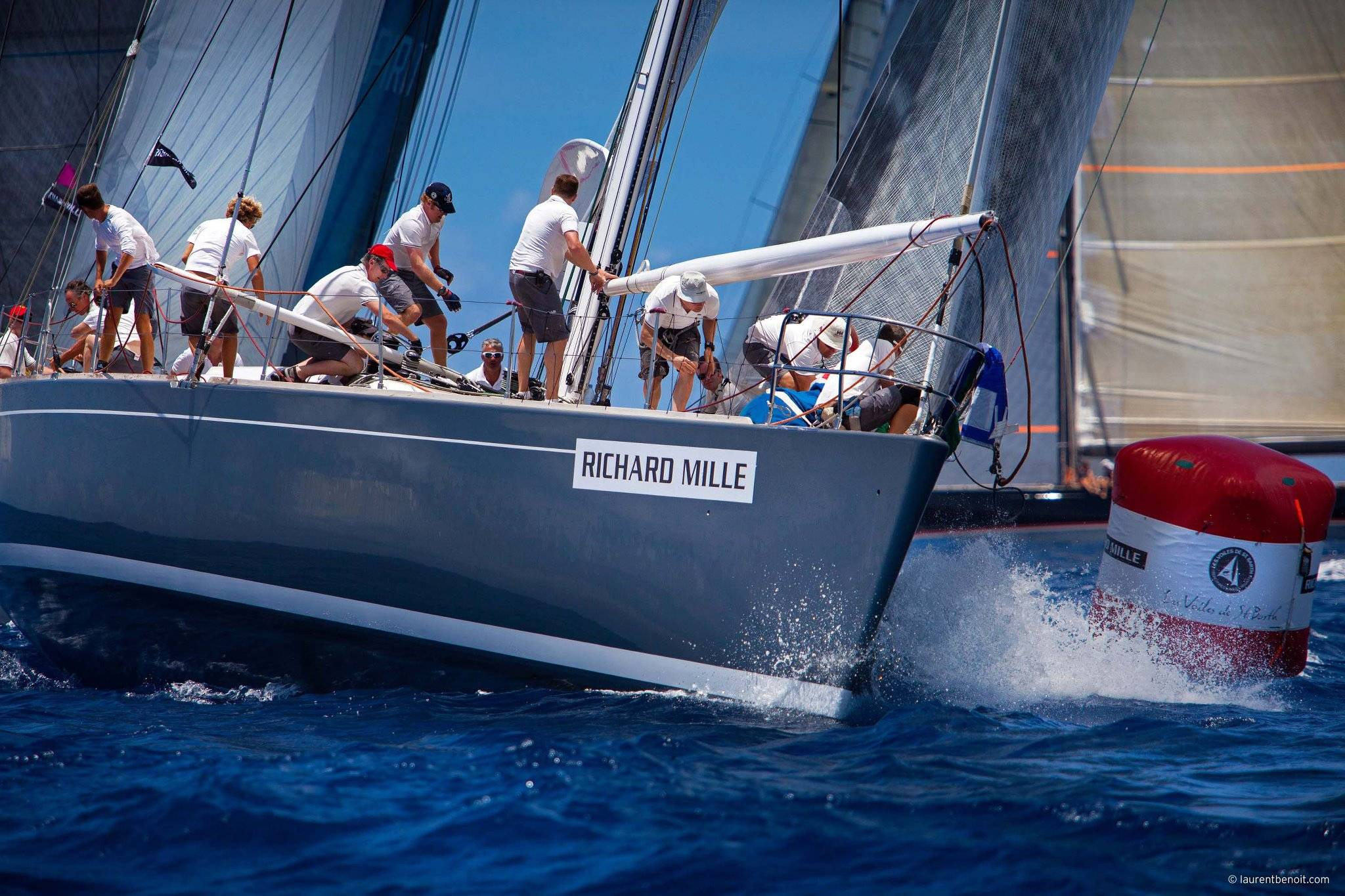 Richard Mille Named Principal Partner of the Voiles de Saint Barth Competition
