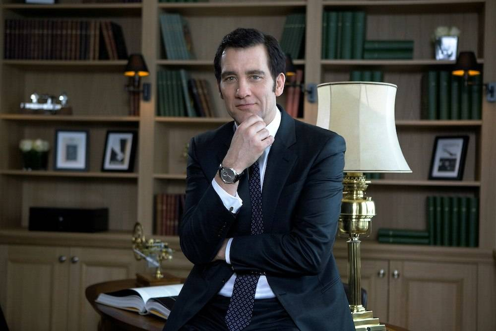 Clive Owen Helps Jaeger-LeCoultre Inaugurate Maison d'Antoine at Swiss Manufacture