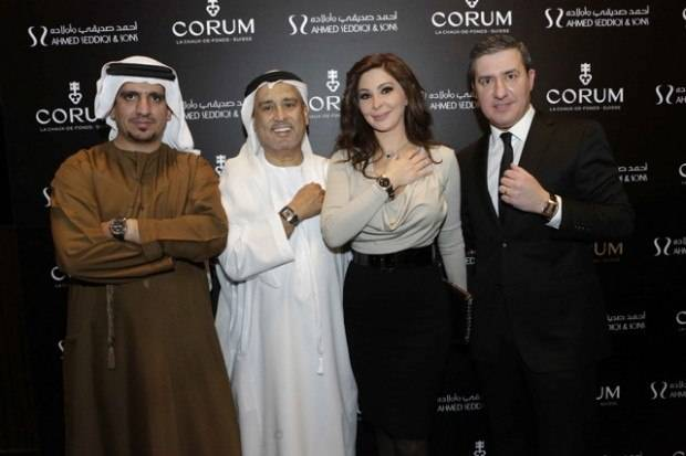 Corum Increase Presence in Dubai With New Exhibition