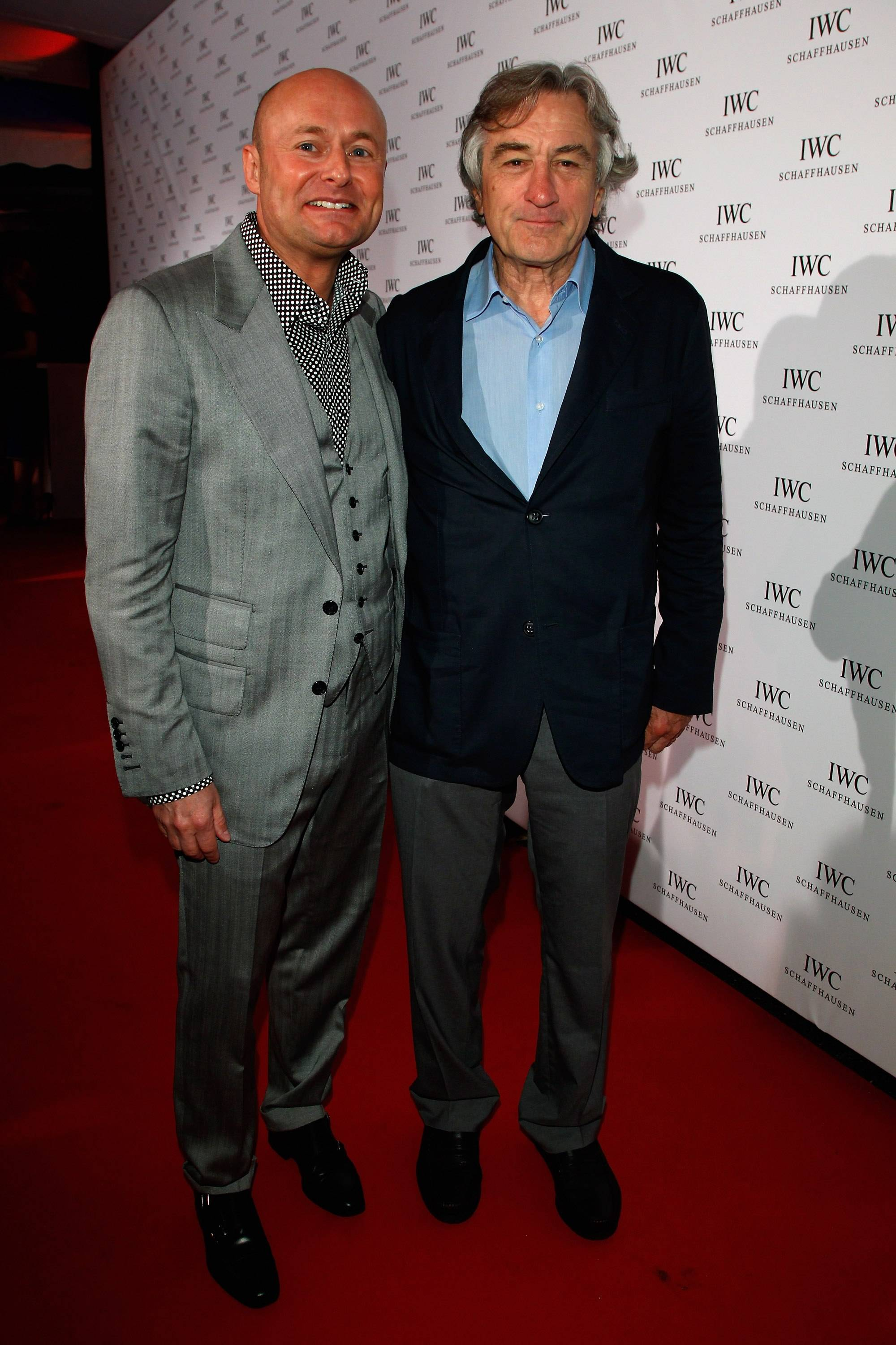 IWC Will Auction One-of-a-Kind Portugese Automatic in Support of De Niro's Tribeca Film Festival