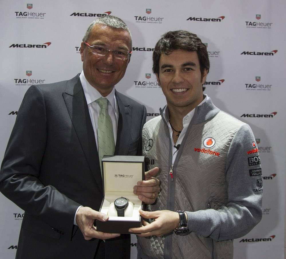 JCB-Sergio Perez