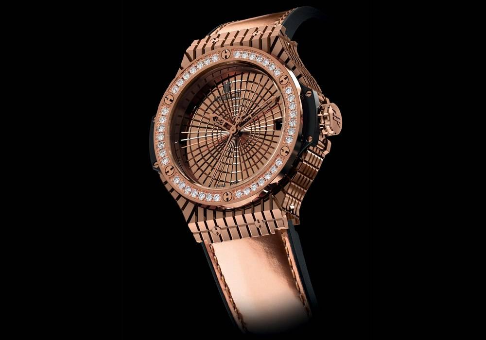 Hublot Give Baselworld Preview With Red Gold Big Bang Caviar