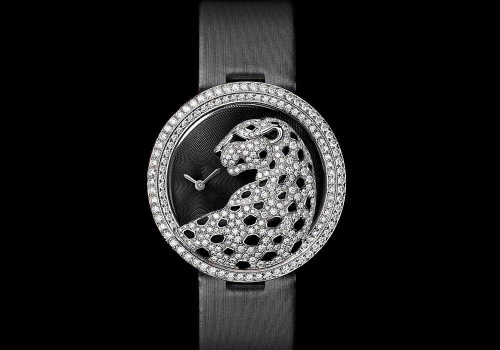Carmelo Anthony's Haute Time Watch of the Day:  Cartier Panthère Divine Watch