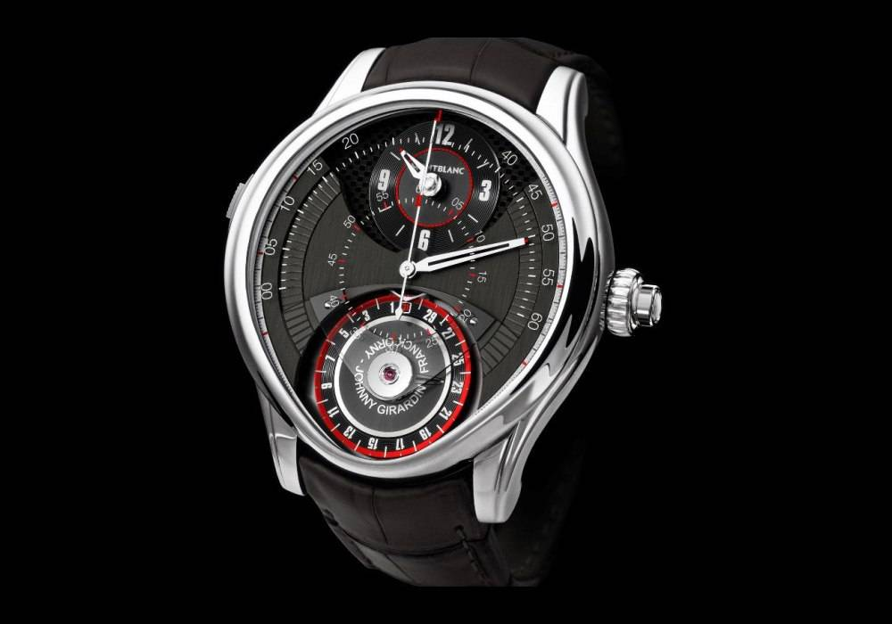 """Carmelo Anthony's Haute Time Watch of the Day:  Montblanc Metamorphosis """"TimeWriter 1″"""