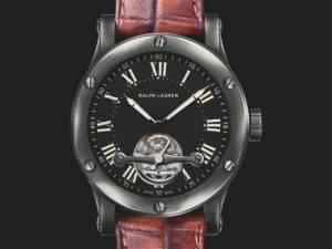 Carmelo Anthony's Haute Time Watch of the Day:  Ralph Lauren RL67 Safari Tourbillon