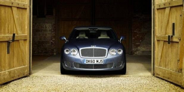Bentley Unveil Continental Flying Spur