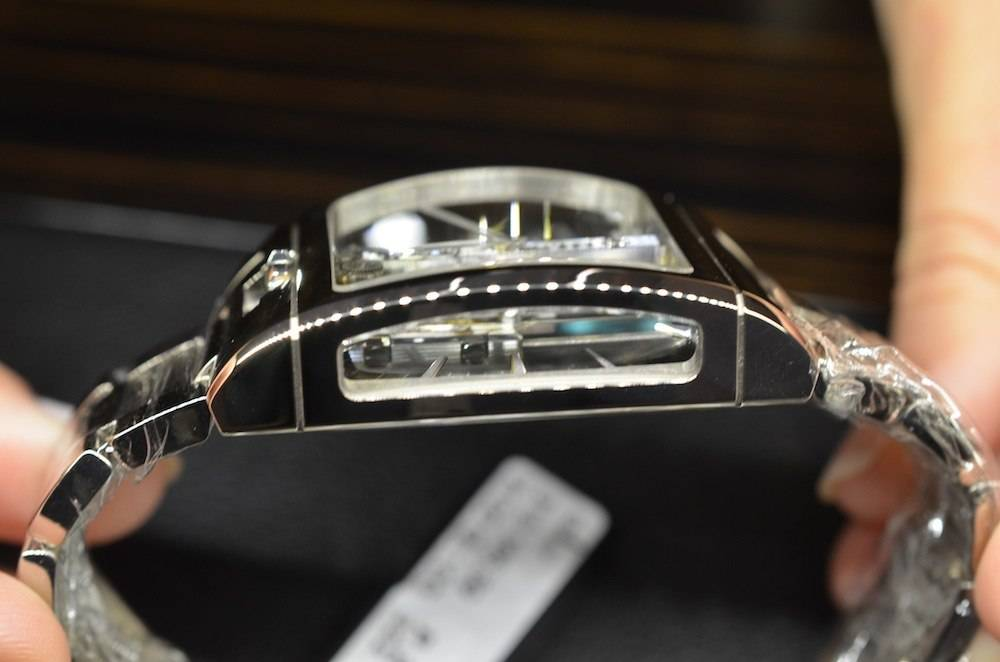 Haute Time Visits Corum at BaselWorld