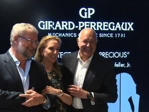 Girard-Perregaux Screen Susan and David Rockefeller's New Documentary at BaselWorld