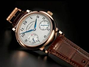 Carmelo Anthony's Haute Time Watch of the Day:  A. Lange & Sohne 1815 UP/DOWN