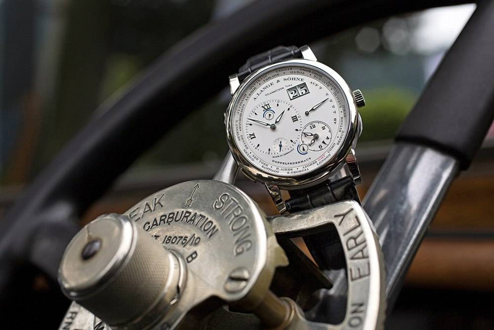 A. Lange & Söhne Create One-Off for Ralph Lauren