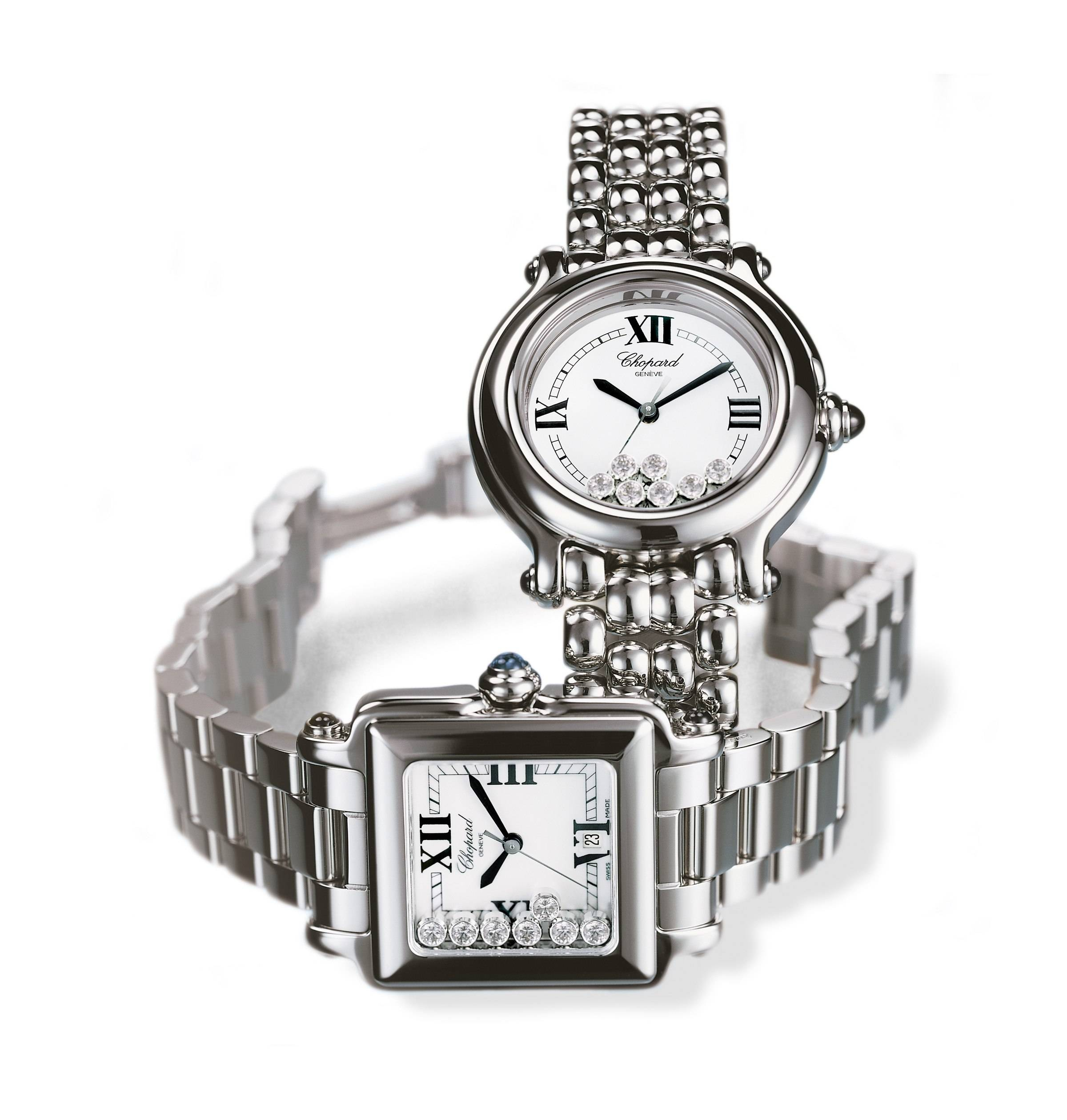 Throwback Thursday: Chopard Happy Sport's Iconic Dance of ...