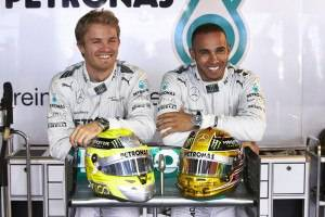 IWC Names Lewis Hamilton and Nico Rosberg Ambassadors
