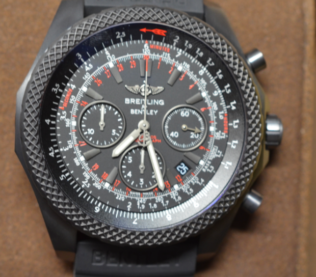 The Breitling for Bentley B06 Chronograph.