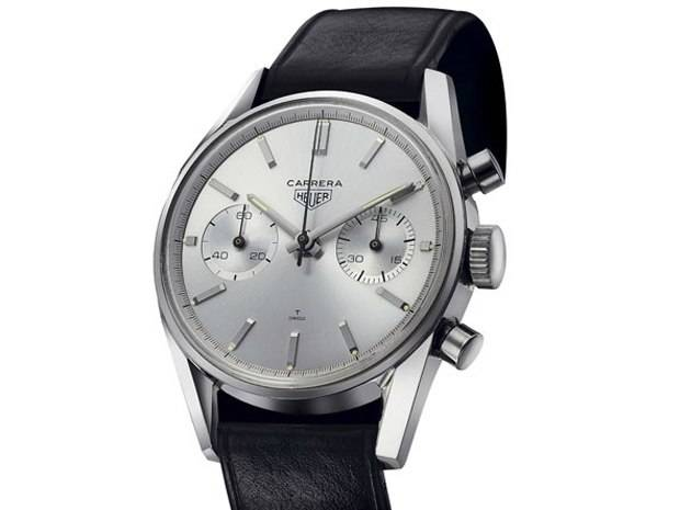 Throwback Thursday: 50 years of the TAG Heuer Carrera