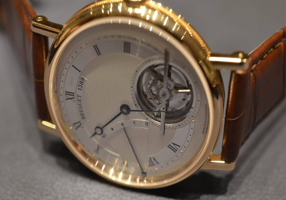 Carmelo Anthony's Haute Time Watch of the Day:  Breguet Classique Tourbillon 5377