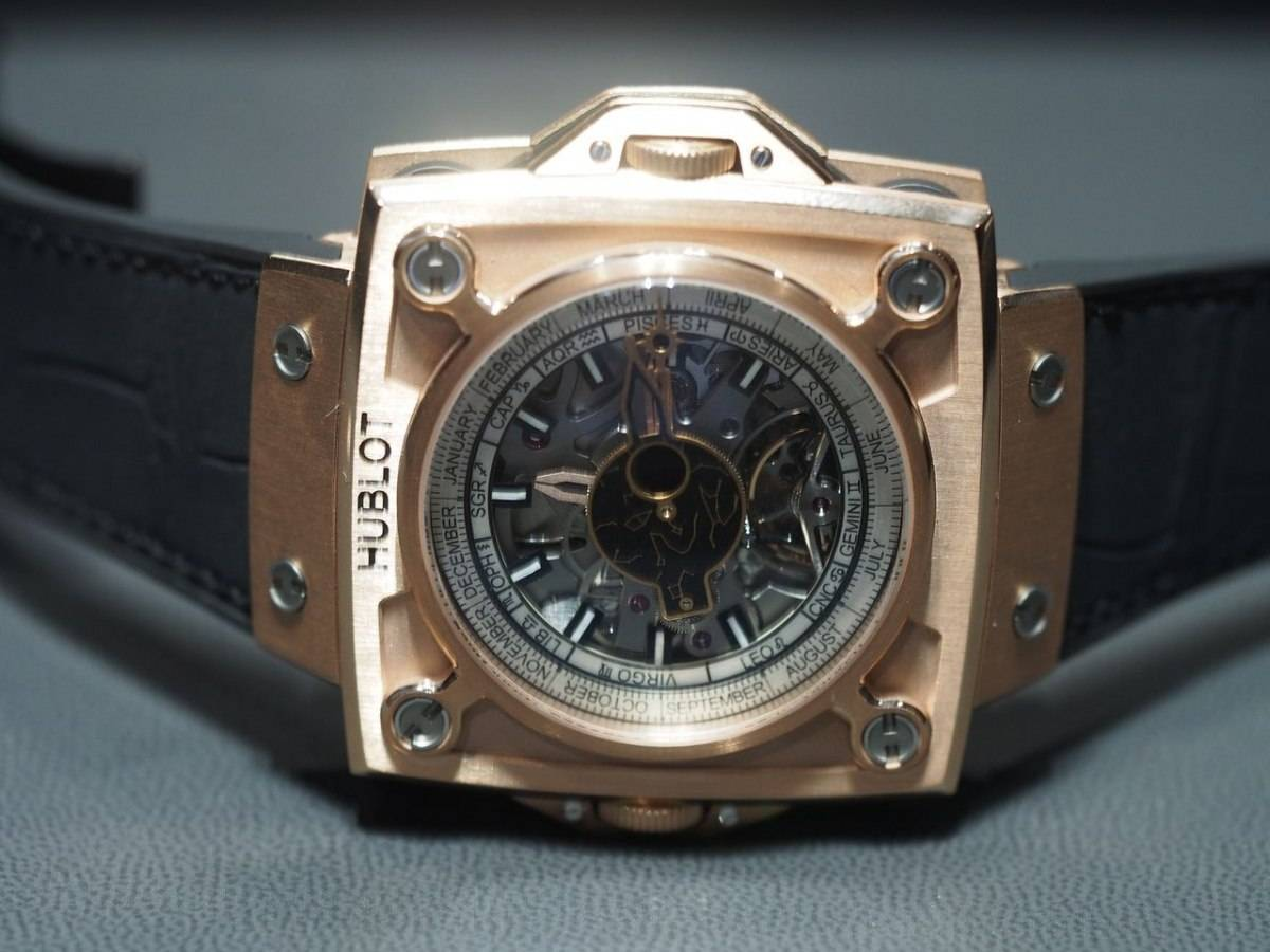 Beyond Hours and Minutes: the Hublot Antikythera SunMoon