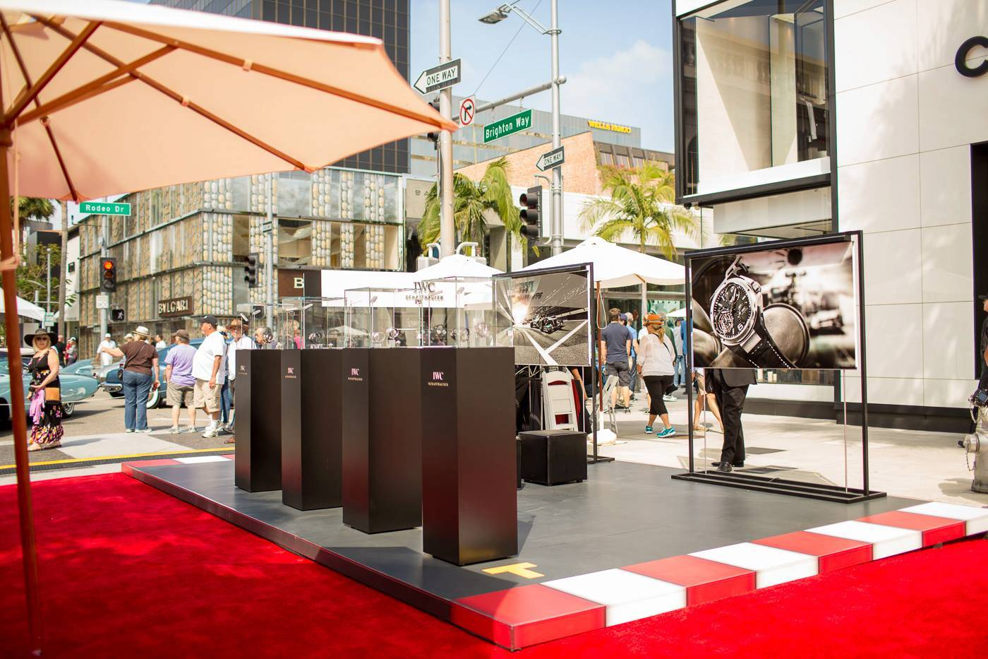 IWC Schaffhausen Hosts Concours d'Elegance in Beverly Hills