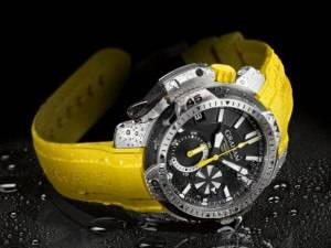 Carmelo Anthony's Haute Time Watch of the Day:  GRAHAM The Chronofighter Prodive